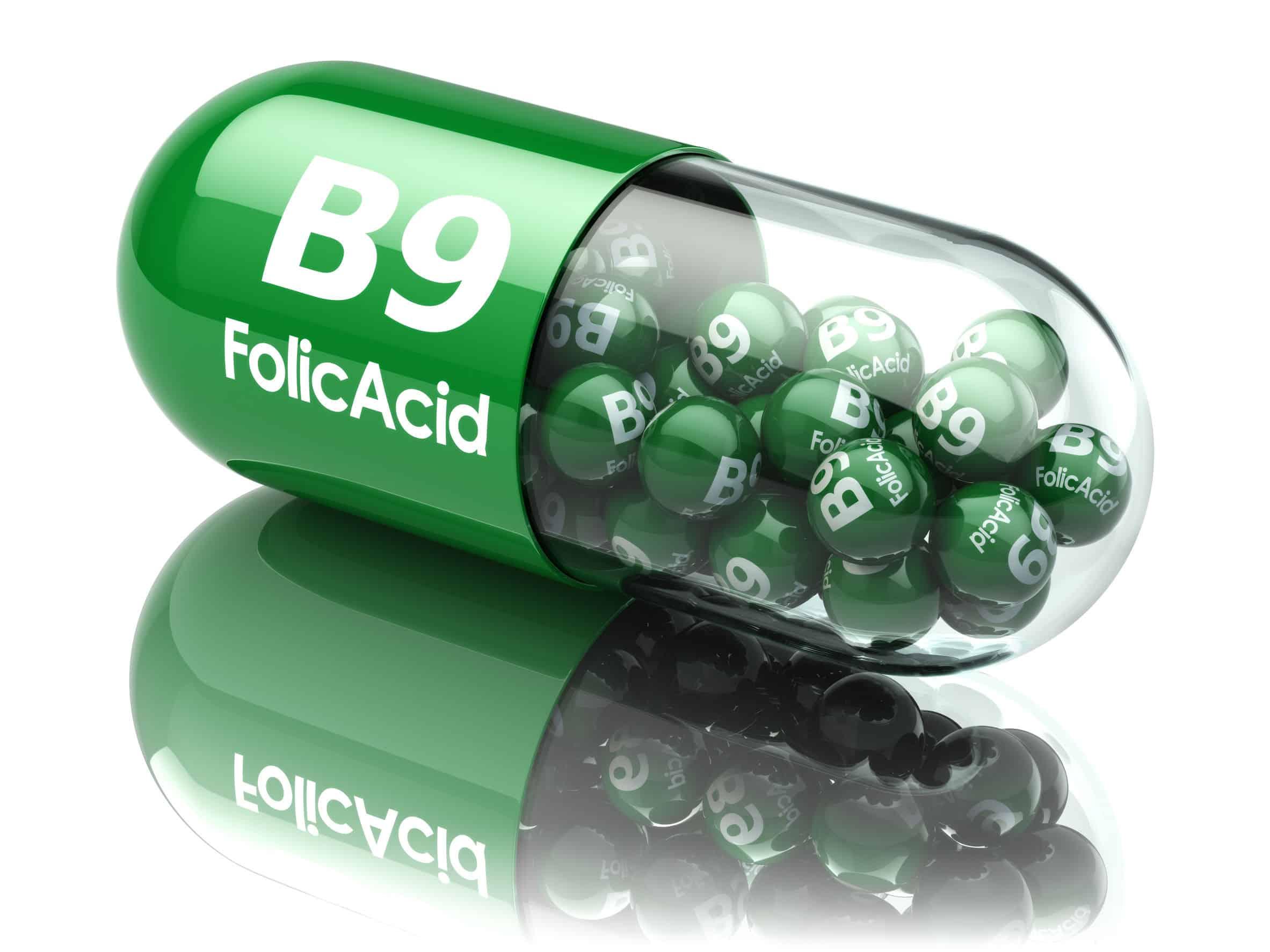 Acido folico: i migliori prodotti (09/21)
