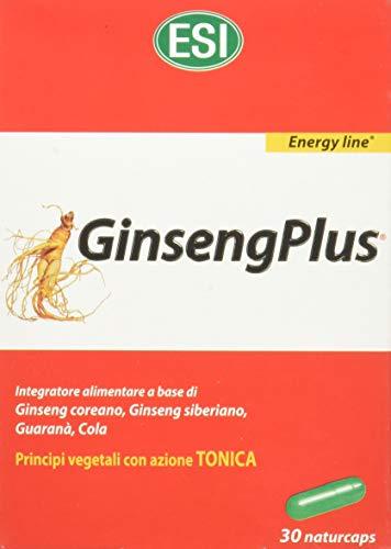 Ginsengplus - 30 Naturcaps
