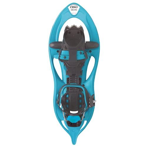 TSL 305 Ride, Racchetta da Neve Unisex-Adulto, Pacific, 30 Kg / 80 Kg