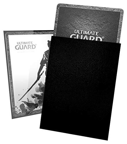 Ultimate Guard- Porta Carte di Credito, Colore Nero, Standard Size (66 x 91mm), UGD010112HEO