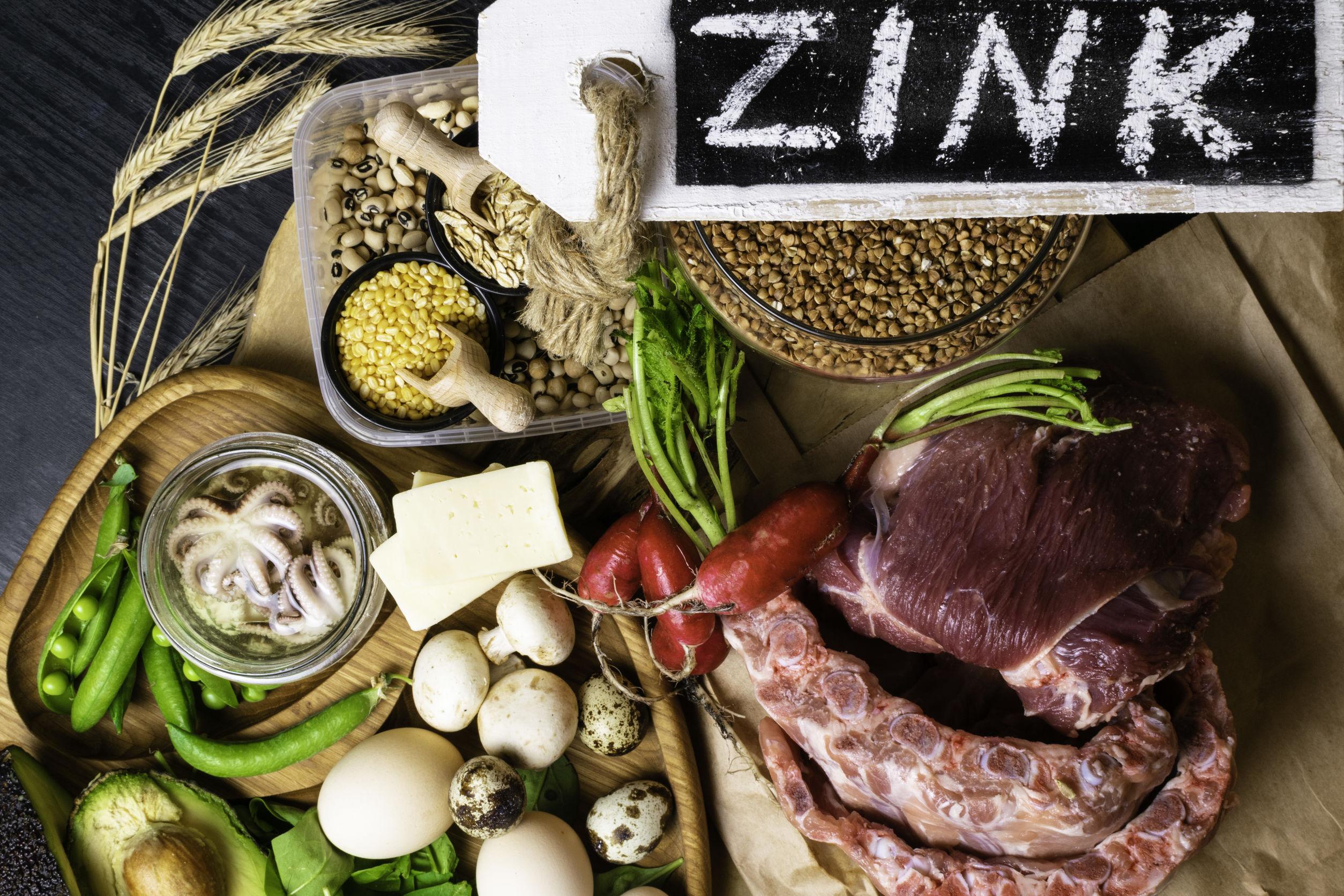 Carenza di zinco: riconoscere i sintomi e agire correttamente