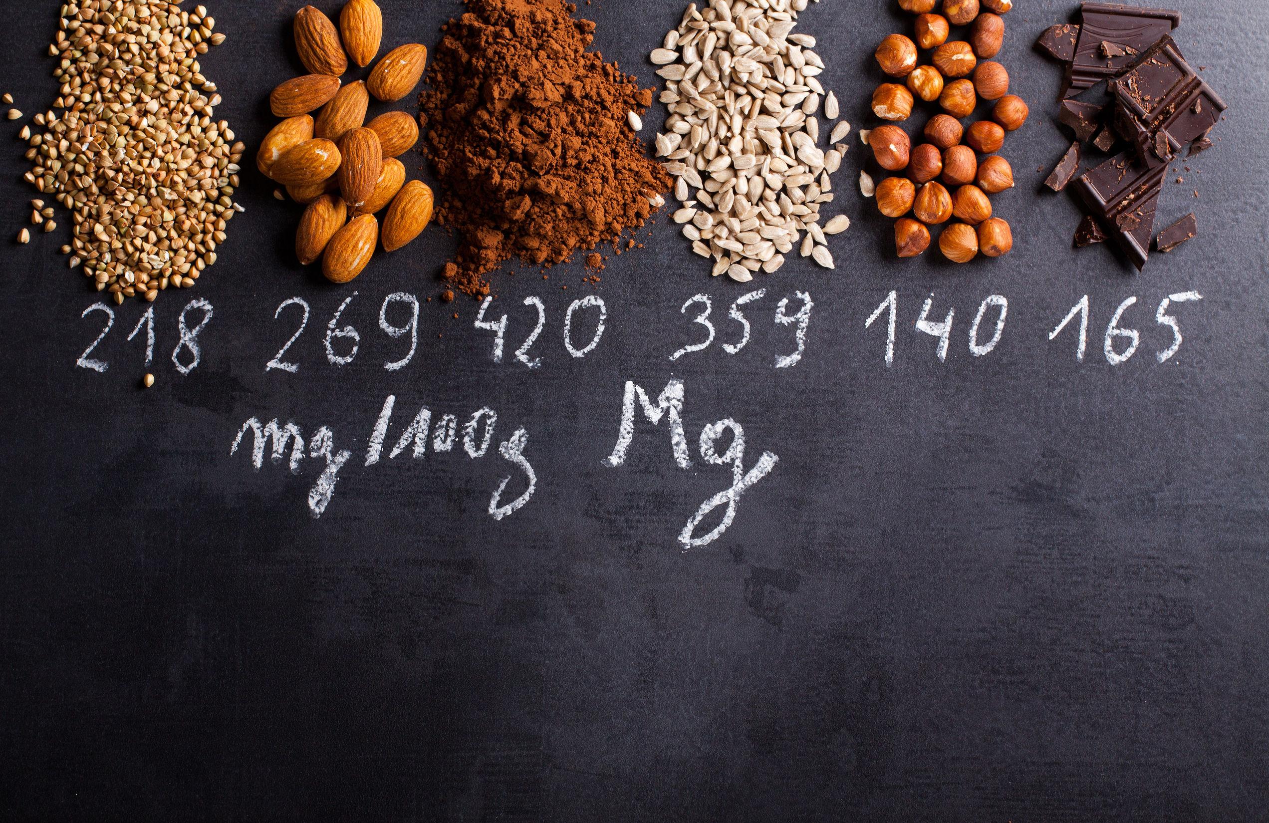 Carenza di magnesio: sintomi, cause e controllo