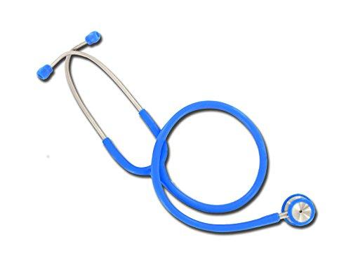 Gima 32575 Stetoscopio duofono Wan, Adulti, Lira Blu