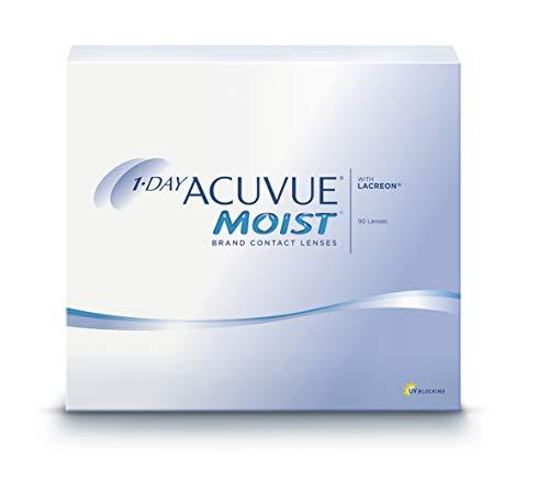 1-DAY ACUVUE® MOIST - Lenti Giornaliere - protezione UV - 90 lenti