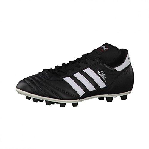 Adidas Copa Mundial, Sneaker Uomo, Nero (Nero/Bianco), 43 1/3 EU
