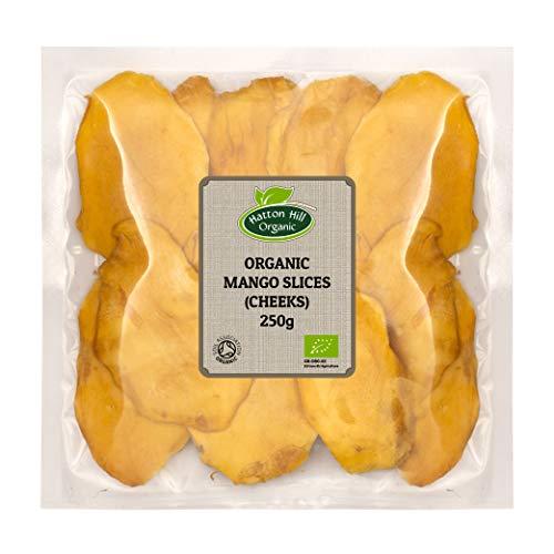 Fetta di mango secca biologica, 250g Hatton Hill Organic - Certified Organic