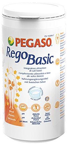 Regobasic Polvere Gr 250 - Integratore Alimentare A Base Di Sali Basici