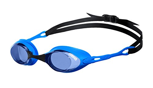 Arena Cobra, Occhialini da Gara Unisex Adulto, Blu (Blue/Blue), Taglia Unica