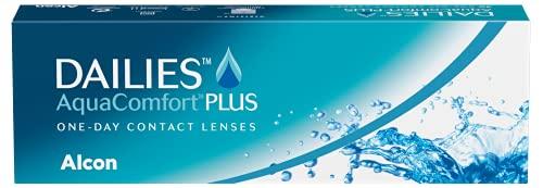 Dailies AquaComfort Plus lenti a contato giornaliere, 30 lenti, BC 8.7 mm, DIA 14.0 mm, -3.75 Diopt