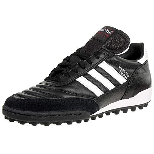 Adidas Mundial Team', Sneaker Uomo, Nero Black Running White FTW Red, 43 1/3 EU