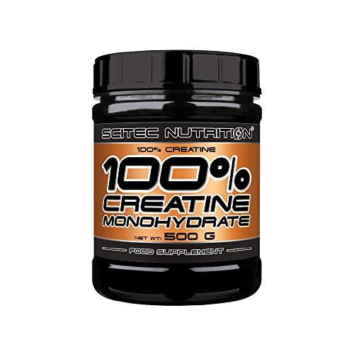 Scitec Nutrition 100% Creatine Monohydrate, 500 g