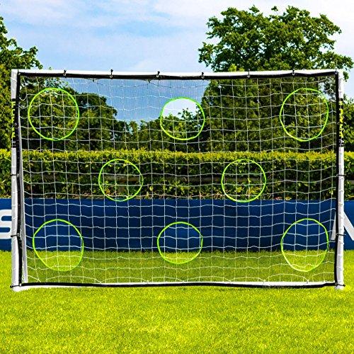 FORZA Teli di precisione da Calcio [9] – Porte Non Incluse (1,8 m x 1,2 m)