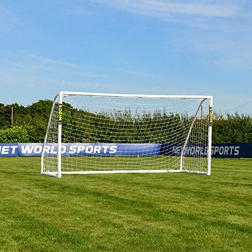 FORZA Partita Calcio Obiettivo   Obiettivi di Calcio di Alta qualità   Obiettivo di Gioco del Calcio - [Net World Sports] (3m x 2m)